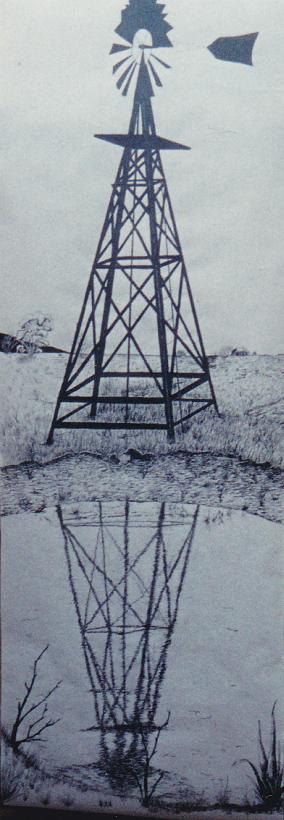 Tall Windmill